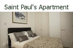 Saint Pauls Apartment London