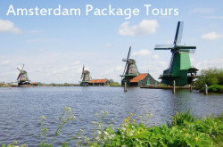 Amsterdam Package Tours from London