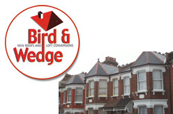 Bird and Wedge | Ernest Wedge Roofing Ltd