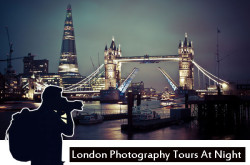 London Photography Tours At Night
