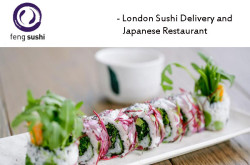 London Sushi Delivery Japanese Restaurant