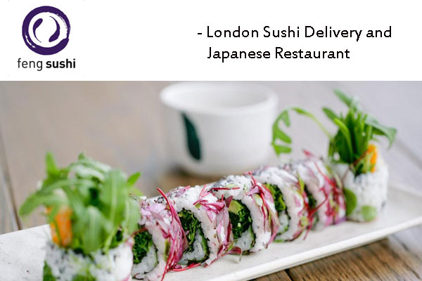 London Sushi Delivery Japanese Restaurant