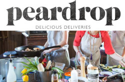 Peardrop London Food Delivery