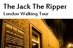 The Jack The Ripper London Walking Tour