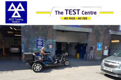 The Test Centre London