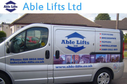 Able Lifts Ltd