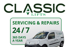Classic Lifts Ltd - Kent