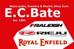E.C. Bate Motorcycles & Scooter Dealer - Dartford, Kent