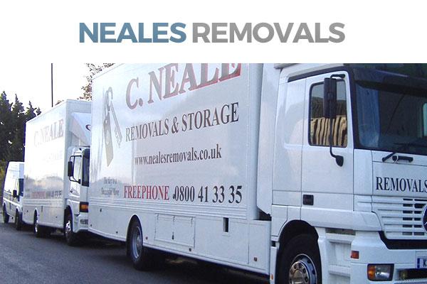 Neales Removals Essex