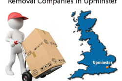 Removal Companies in Upminster