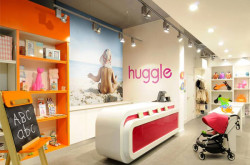 Huggle - Baby Shop Located in London