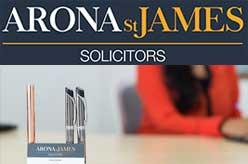 Arona St James Solicitors