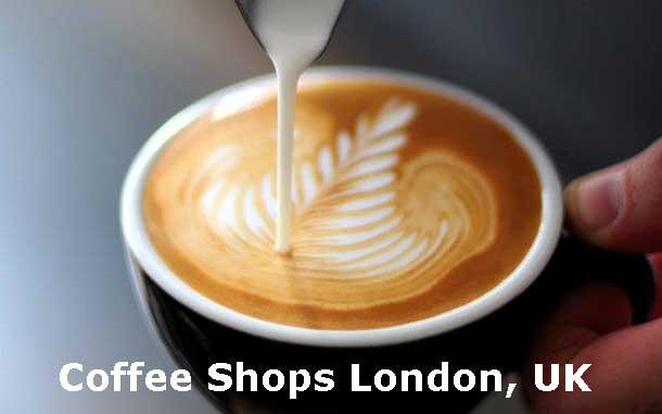 Coffee Shops London UK