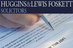 Huggins and Lewis Foskett