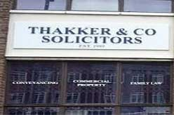 Thakker and Co Solicitors