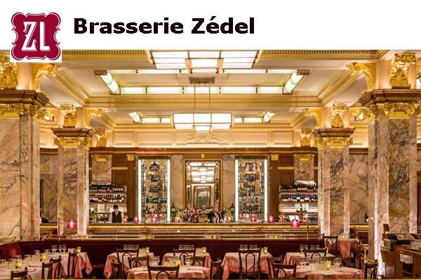 Brasserie Zedel London