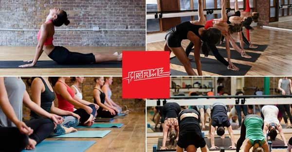 FRAME Health and Fitness London