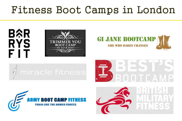 Fitness Boot Camps in London