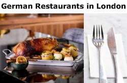 German Restaurants in London