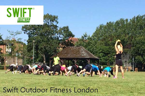 Swift Outdoor Fitness London