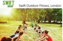 Swift Outdoor Fitness London 2
