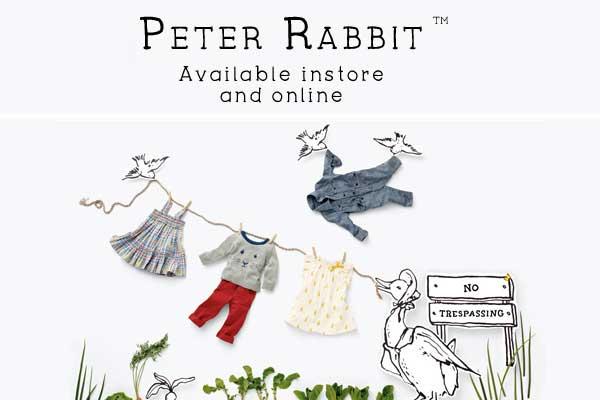 Peter Rabbit Online Store