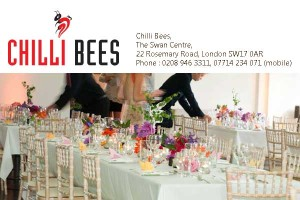 chilli-bees-catering-london