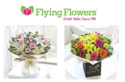 Flying Flowers (flyingflowers.co.uk) - UK Flower Delivery Online