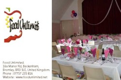 Food Unlimited London Caterers