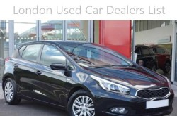 Used Car Dealers in London