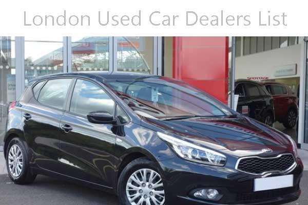 London Used Car Dealers