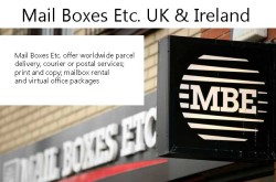 Mail Boxes Etc. (UK) Ltd | Package Delivery, Mailbox Rental, Printing and Digital Copy Service