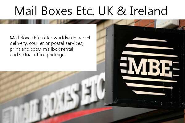 Mail Boxes Etc UK