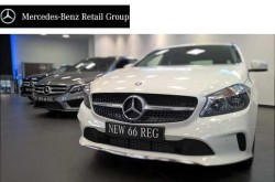 Mercedes-Benz Dealers in London