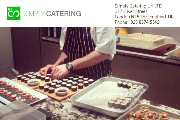 Simply Catering London