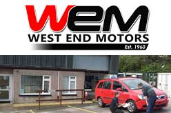 West End Motors Bodmin - Nissan & Vauxhall Dealer, Parts, Used Cars