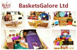 Baskets Galore Gifts UK | Next Day Home Delivery Gift Baskets