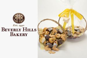 Beverly Hills Bakery gift baskets