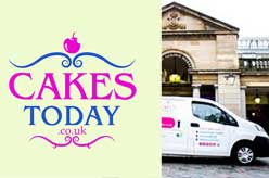 Cakes Today Delivery London