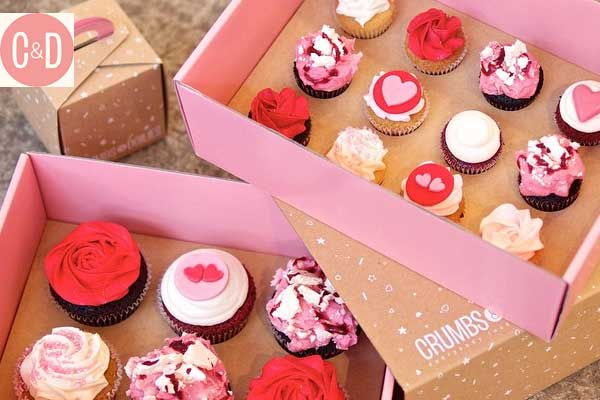 Crumbs and Doilies Cupcakes