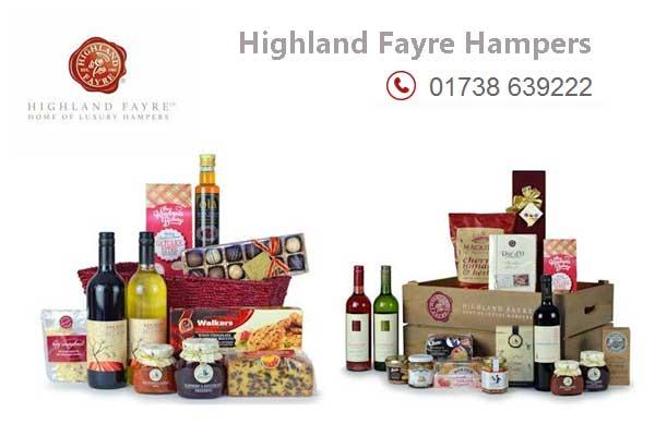 Highland Fayre Hampers UK