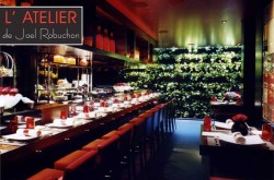 LAtelier de Joel Robuchon London