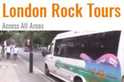 London Rock Music History Tours