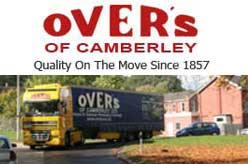Overs of Camberley | Removals Companies in the UK