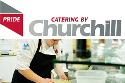Pride Catering by Churchill