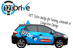 123 Drive Driving School | Driving Lessons in South East London