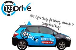 123 Drive driving school