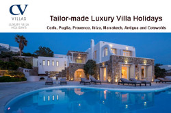 CV Villas UK | Corfu Villas Ltd | London SE1 0BE, England