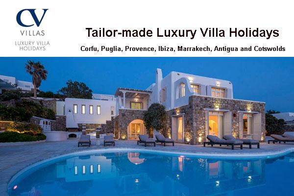 CV Villas UK