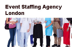 Event Staffing Agencies London List | London Event Staff Supply